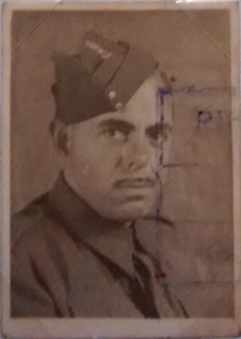 Wolfgang Priester, Kitchener camp, Royal Pioneer Corps, 1942