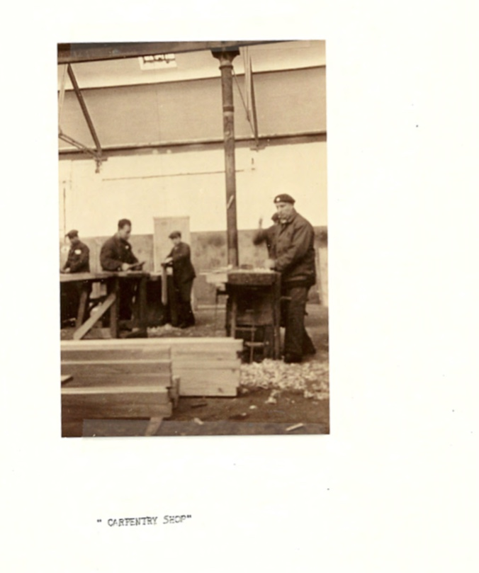 Kitchener camp, Peter Weiss, Autobiography _018