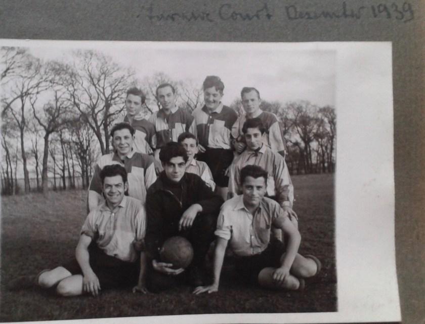 Kitchener camp, Horst Spies, Dovercourt Boys, Turner's Court, December 1939