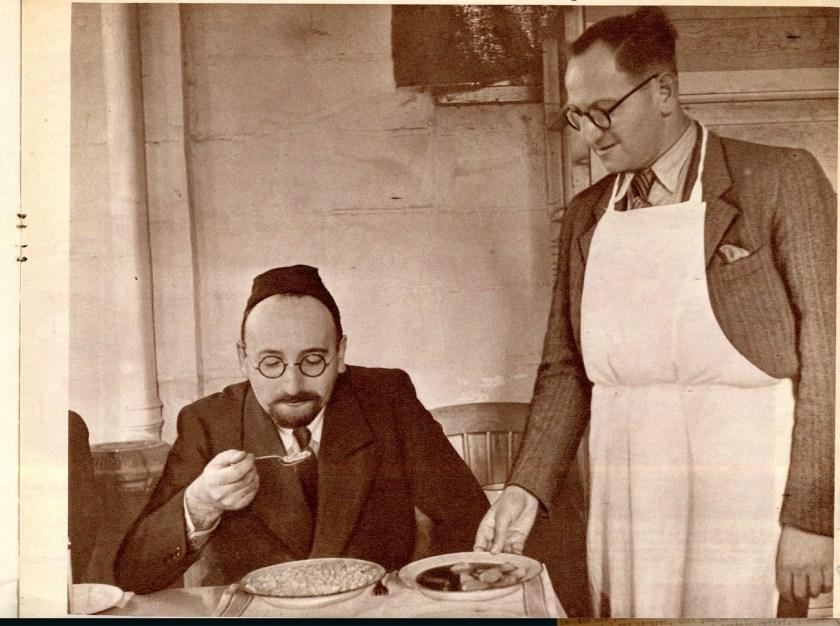 Kitchener camp rabbi