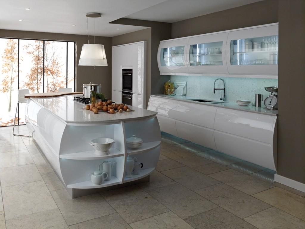 Contemporary Kitchens Kitchen Ergonomics
