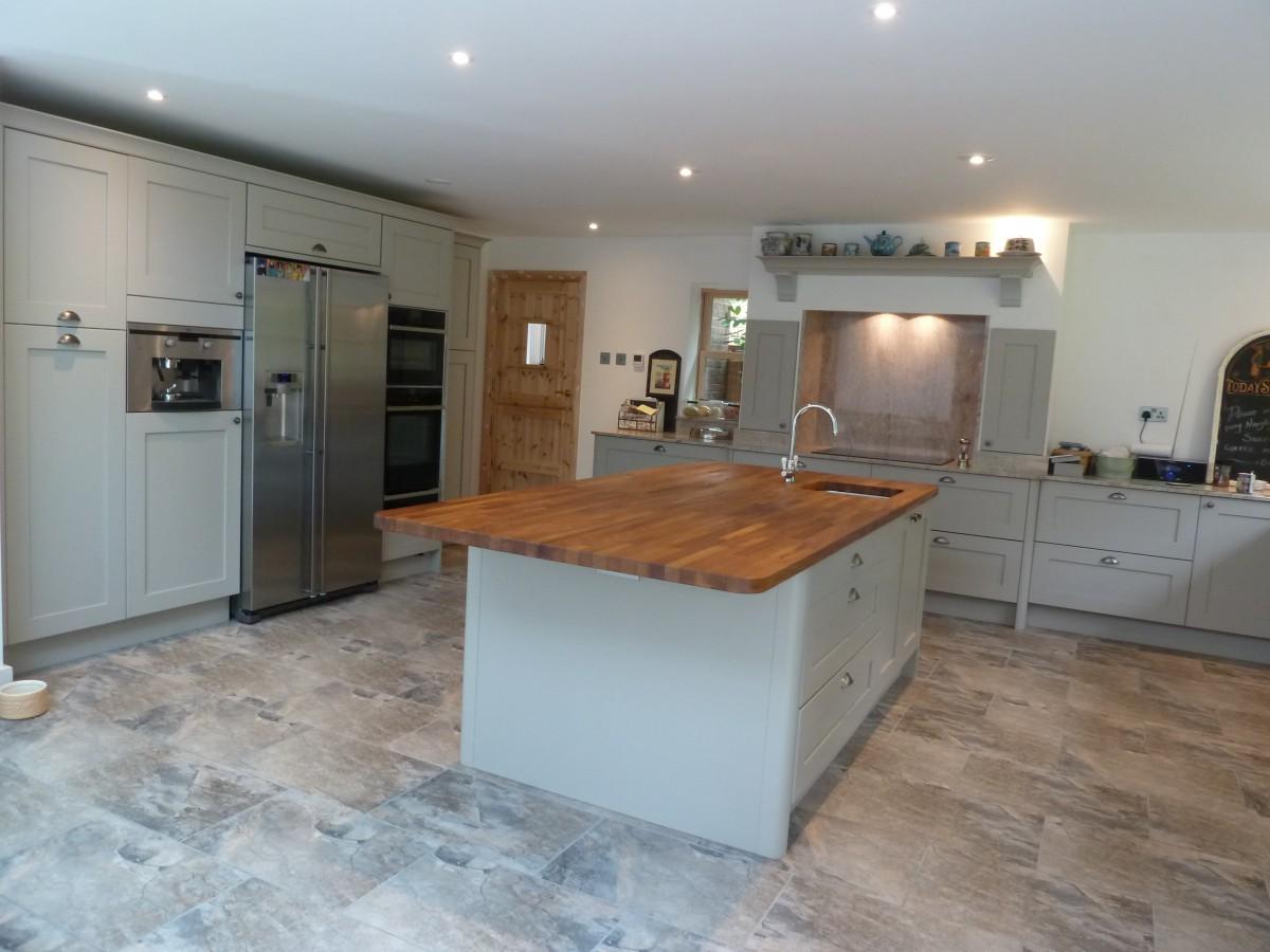Mornington Shaker Kitchen Fitted In Stevenage Hertfordshire