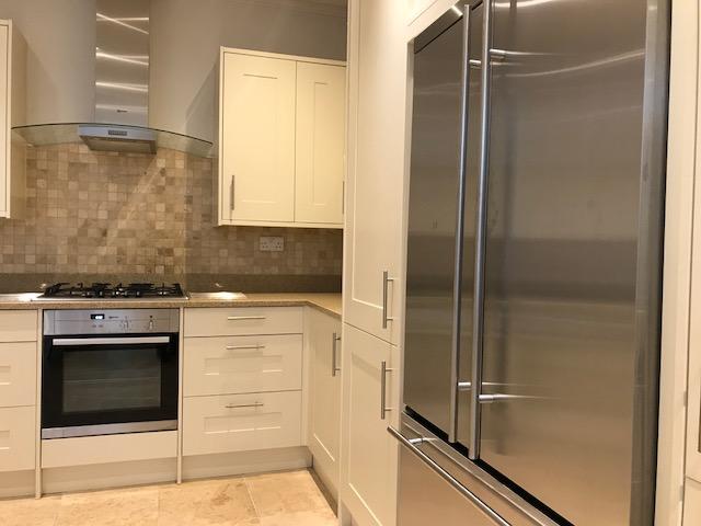 Used German Designer Kitchen with Granite Worktops - Ex ...