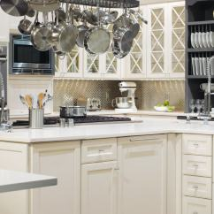 Kitchen Cabinets Syracuse Ny Beach House Backsplash Ideas Express Countertops Showroom In Two Toned