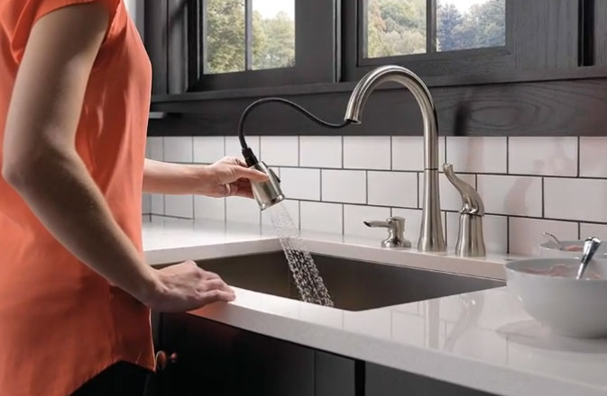 best 3 hole kitchen faucets in america