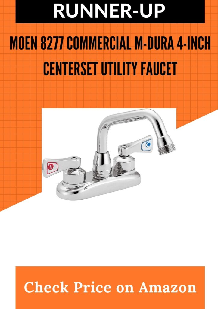 10 best utility room sink faucets with