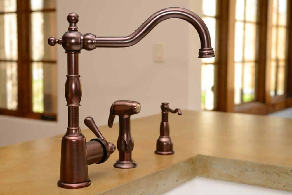 Oil Rubbed Bronze Delta Faucets