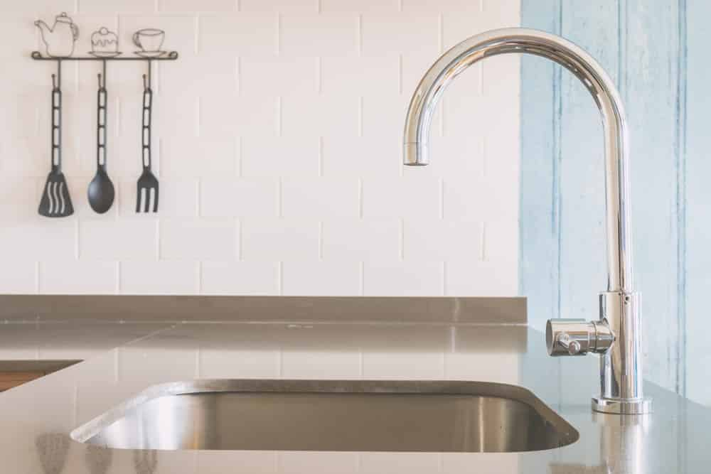 stainless steel kitchen faucets purple wall tiles best faucet reviews complete guide 2019