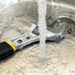 How To Repair Kitchen Faucet Ceramic Tile Low Pressure In A