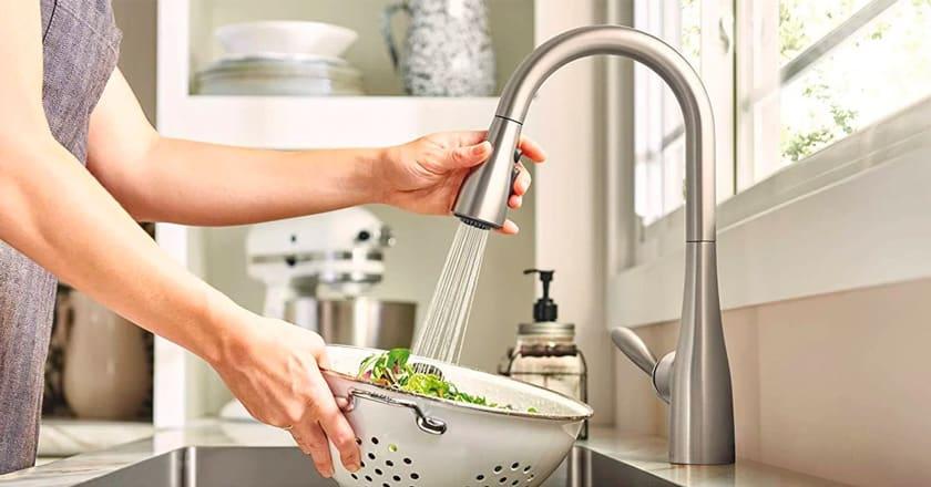 best kitchen faucet reviews top 10