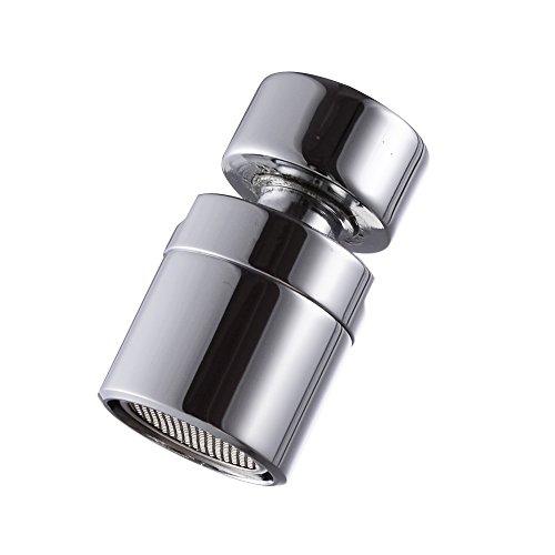 high flow kitchen faucet aerator professional knives kes brass 20mm female threaded 360 degree swivel ...