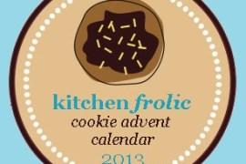 cookie advent calendar 2013