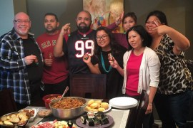 belly monsters potluck