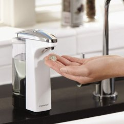 Kitchen Soap Ceiling Lighting Best Hand Dispensers For A Germ Free