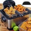 Secura Triple-Basket Electric Deep Fryer Review | Best Deep Fryer