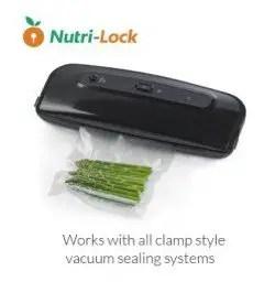 No.5 Nutri-Lock Vacuum Sealer Bags