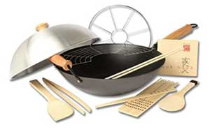 best non-stick wok reviews
