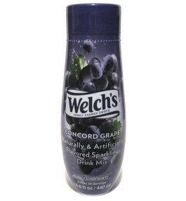 Sodamix Welch'S Grape