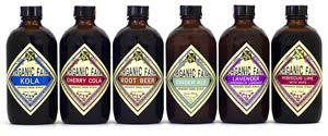 Organic Fair Soda Syrup Set