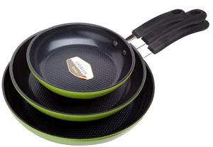 Green Earth Frying Pan