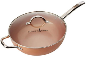 copper chef pan review