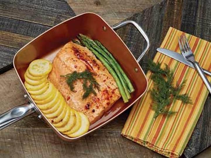Copper Chef Fish Recipes