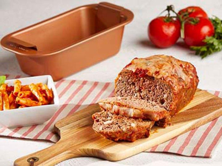 Copper Chef Meatloaf Recipe