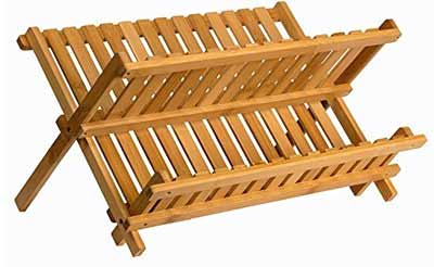 Factors to consider when choosing the best dish drying rack