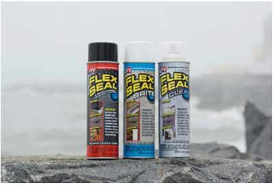 is flex seal toxic