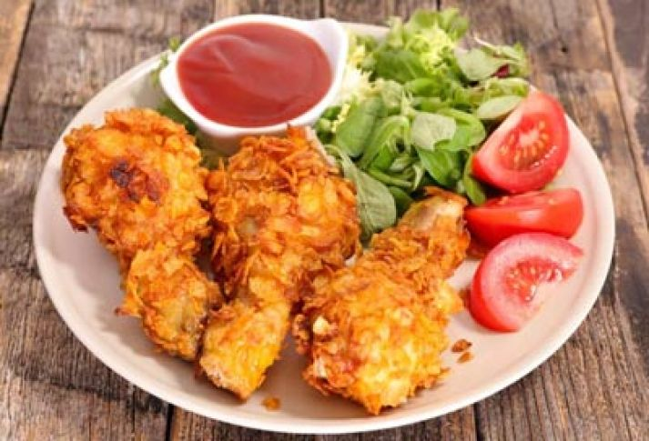 Power Air Fryer Fried Chicken Recipe