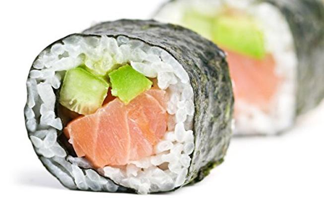 Use Nori sheet for Sushi
