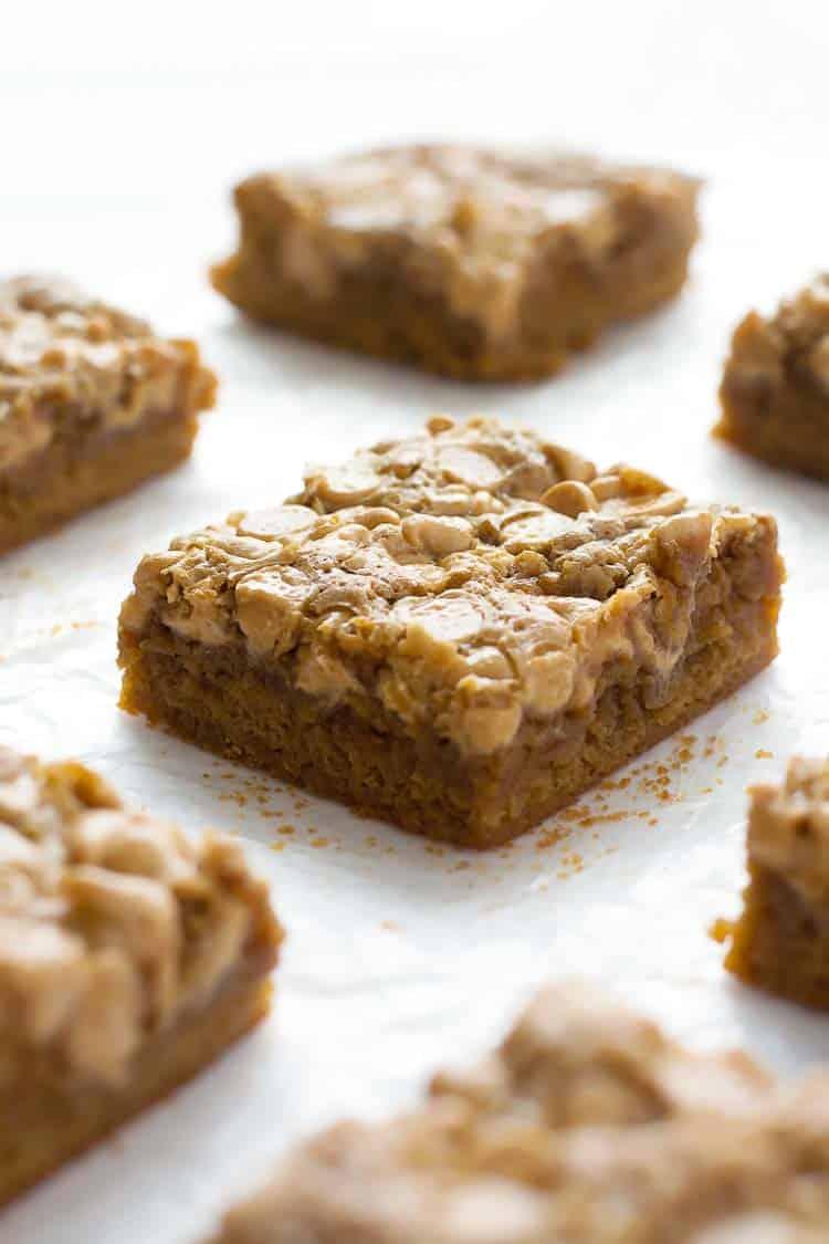 My Recipe Magic Peanut Butter Cake