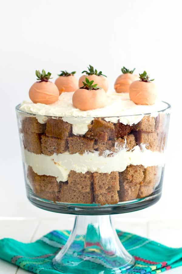 Fresh Filling Strawberry Cake