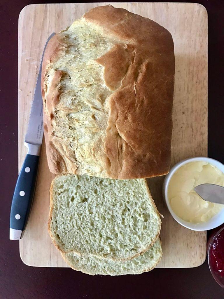 Avocado Loaf Bread