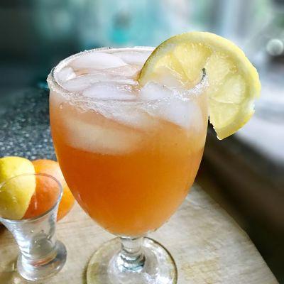 Tequila Citrus Surprise Cocktail