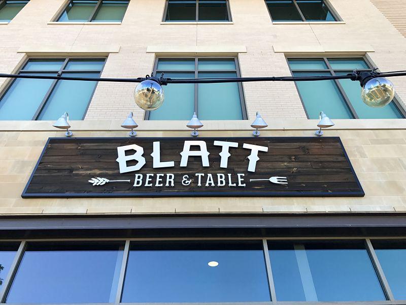 Blatt Beer & Table Dallas