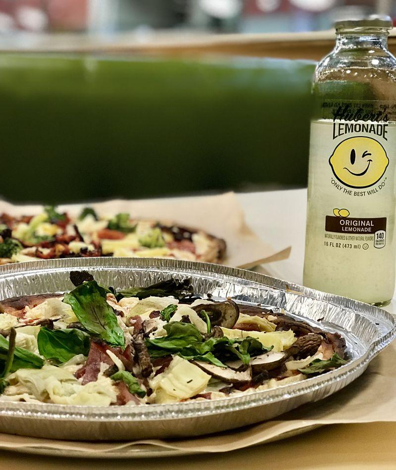 Skinny Pizza in Addison