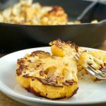 Red Thai Roasted Cauliflower Steaks