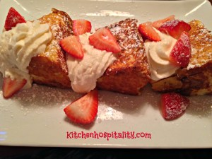 French Angel Food Toast