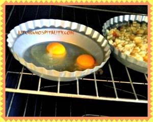 Baked Eggs Breakfast