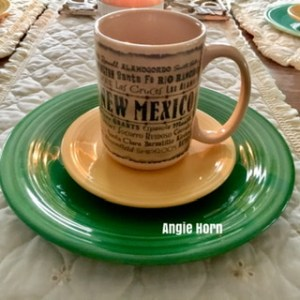 New Mexico cup