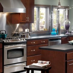 Kitchen Appliance Cabinet Chair Cushions With Ties Cabinets - Cnc Cabinetry Image Mount ...
