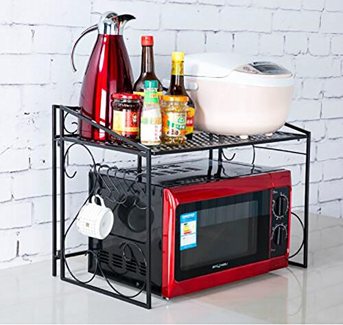 17 Most Wanted Microwave Shelves