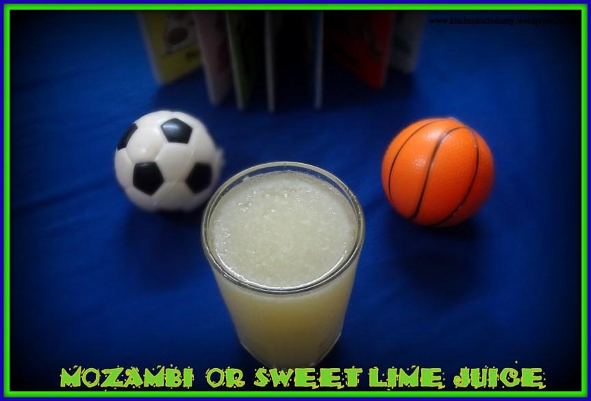 Mozambi/Sweet lime /Saathukudi Juice