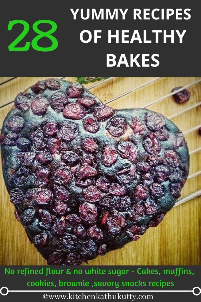 Healthy Bakes Recipes
