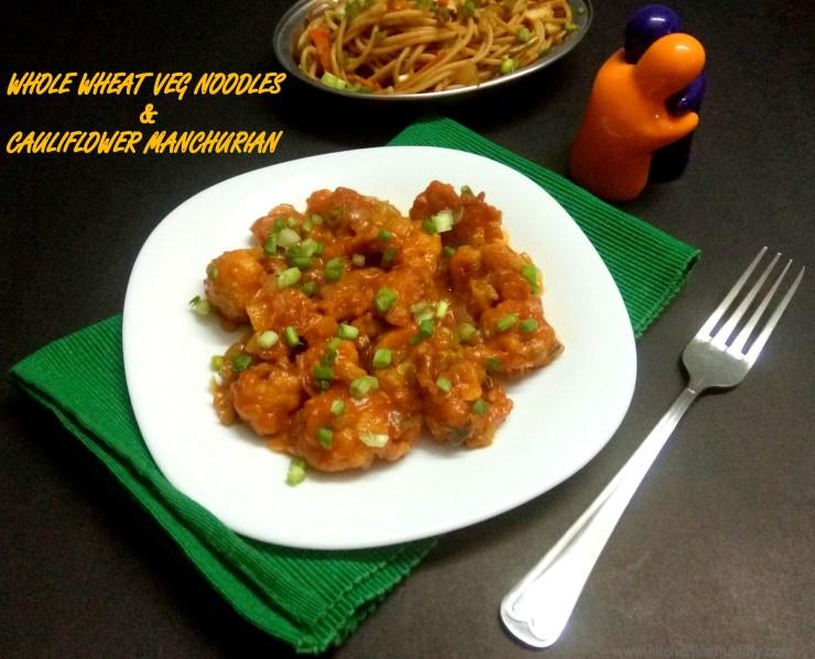 Gobi Manchurian Recipe-Dry Version