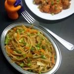 Whole Wheat Veg. Noodles