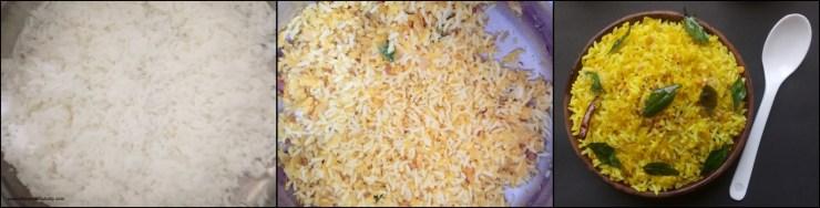 cabbage Amla Rice