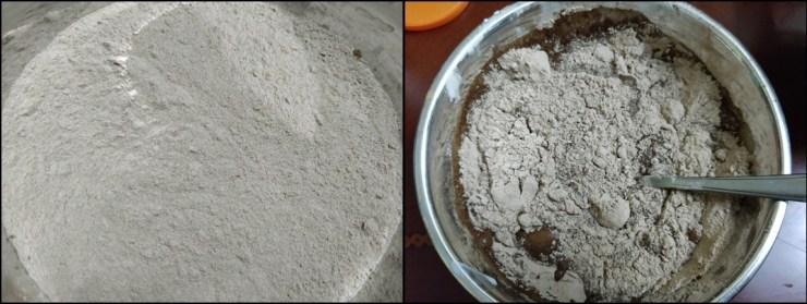 Eggless Whole Wheat Chocolate Brownie Recipe