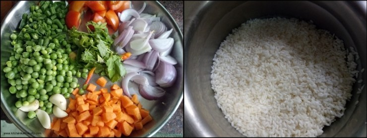 Vegetable Biriyani Recipe